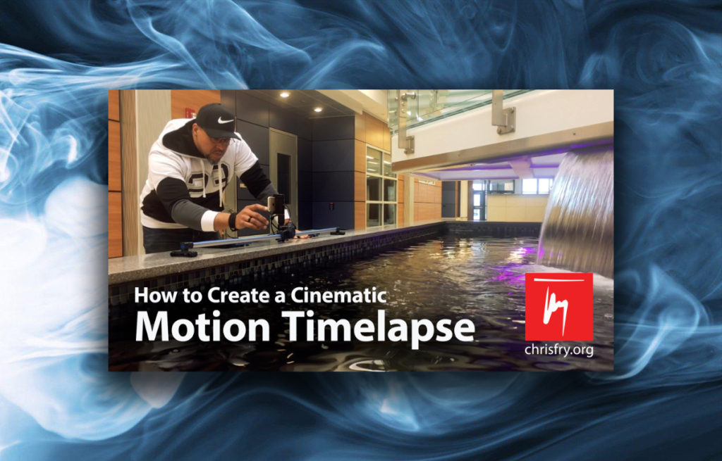 Motion Graphics Title & How-To Video – Chris M  Fry